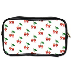 Cerry Fruite Red Toiletries Bags