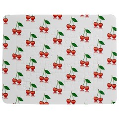 Cerry Fruite Red Jigsaw Puzzle Photo Stand (rectangular)