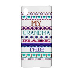 My Grandma Made This Ugly Holiday Sony Xperia Z3+