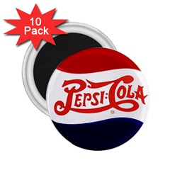 Pepsi Cola 2 25  Magnets (10 Pack)