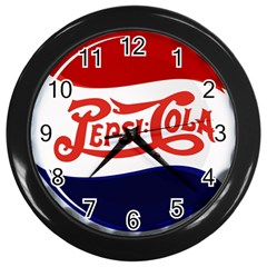 Pepsi Cola Wall Clocks (black)