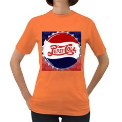 Pepsi Cola Women s Dark T-Shirt