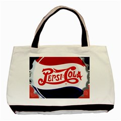Pepsi Cola Basic Tote Bag (Two Sides)