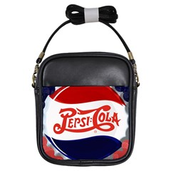 Pepsi Cola Girls Sling Bags