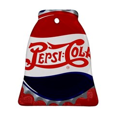 Pepsi Cola Bell Ornament (2 Sides)