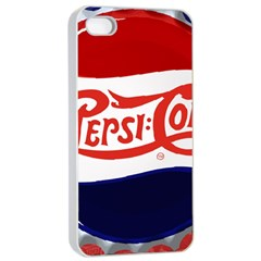 Pepsi Cola Apple iPhone 4/4s Seamless Case (White)