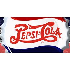 Pepsi Cola YOU ARE INVITED 3D Greeting Card (8x4)