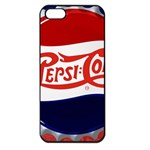 Pepsi Cola Apple iPhone 5 Seamless Case (Black) Front