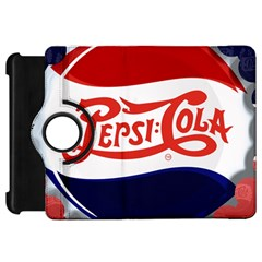 Pepsi Cola Kindle Fire HD Flip 360 Case