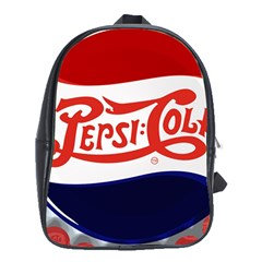 Pepsi Cola School Bags (xl)