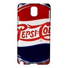 Pepsi Cola Samsung Galaxy Note 3 N9005 Hardshell Case
