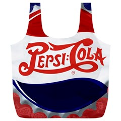 Pepsi Cola Full Print Recycle Bags (L)