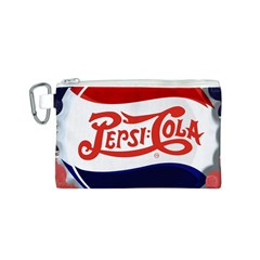 Pepsi Cola Canvas Cosmetic Bag (s)