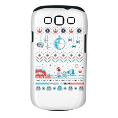 That Snow Moon Star Wars  Ugly Holiday Christmas Samsung Galaxy S Iii Classic Hardshell Case (pc+silicone)