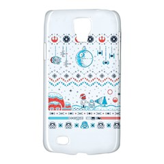That Snow Moon Star Wars  Ugly Holiday Christmas Galaxy S4 Active