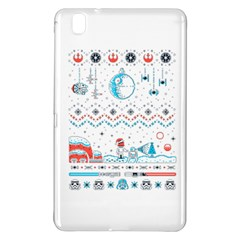 That Snow Moon Star Wars  Ugly Holiday Christmas Samsung Galaxy Tab Pro 8 4 Hardshell Case