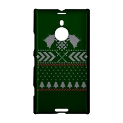 Winter Is Coming Game Of Thrones Ugly Christmas Green Background Nokia Lumia 1520