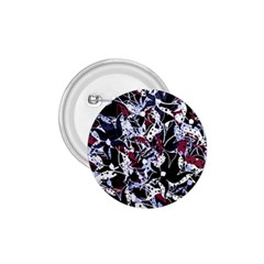 Decorative abstract floral desing 1.75  Buttons