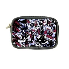 Decorative abstract floral desing Coin Purse