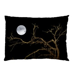 Nature Dark Scene Pillow Case (two Sides)