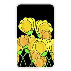 Yellow Tulips Memory Card Reader