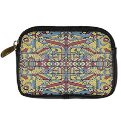 Multicolor Abstract Digital Camera Cases
