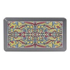 Multicolor Abstract Memory Card Reader (mini)