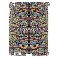 Multicolor Abstract Apple Ipad 3/4 Hardshell Case (compatible With Smart Cover)