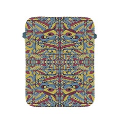 Multicolor Abstract Apple Ipad 2/3/4 Protective Soft Cases
