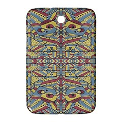 Multicolor Abstract Samsung Galaxy Note 8 0 N5100 Hardshell Case