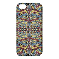 Multicolor Abstract Apple Iphone 5c Hardshell Case