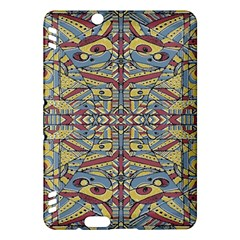 Multicolor Abstract Kindle Fire Hdx Hardshell Case