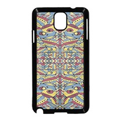 Multicolor Abstract Samsung Galaxy Note 3 Neo Hardshell Case (black)