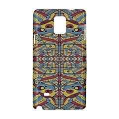 Multicolor Abstract Samsung Galaxy Note 4 Hardshell Case