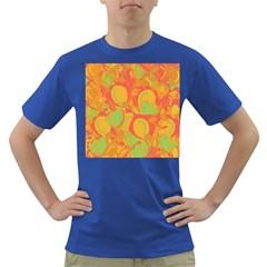 Orange garden Dark T-Shirt