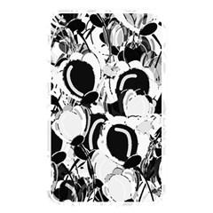 Black and white garden Memory Card Reader