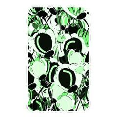 Green abstract garden Memory Card Reader