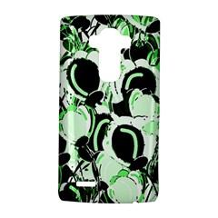 Green abstract garden LG G4 Hardshell Case