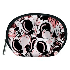 Pink Abstract Garden Accessory Pouches (medium)