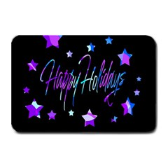 Happy Holidays 6 Plate Mats