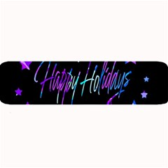 Happy Holidays 6 Large Bar Mats