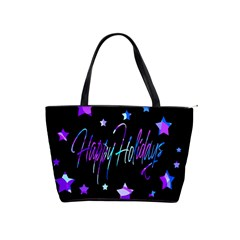 Happy Holidays 6 Shoulder Handbags