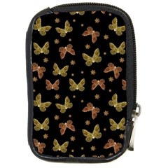 Insects Motif Pattern Compact Camera Cases