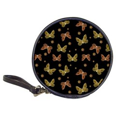 Insects Motif Pattern Classic 20 Cd Wallets