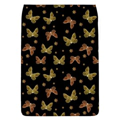 Insects Motif Pattern Flap Covers (l)