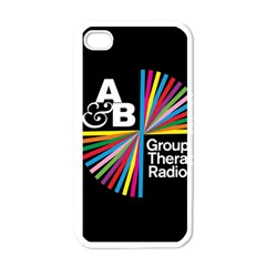 Above & Beyond  Group Therapy Radio Apple Iphone 4 Case (white)