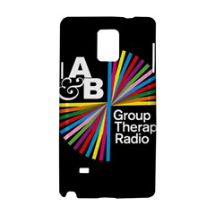 Above & Beyond  Group Therapy Radio Samsung Galaxy Note 4 Hardshell Case
