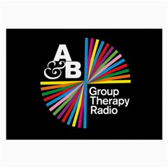Above & Beyond  Group Therapy Radio Large Glasses Cloth