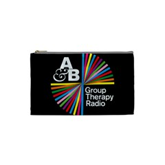 Above & Beyond  Group Therapy Radio Cosmetic Bag (Small)