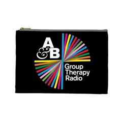 Above & Beyond  Group Therapy Radio Cosmetic Bag (Large)